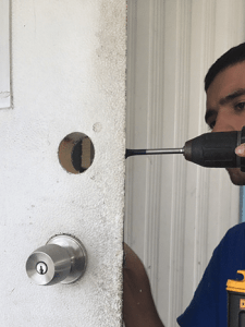Time to you update your residence locks